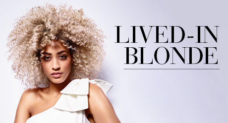 Lived-In Blonde