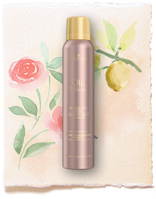 Light Oil-in Mousse Treatment